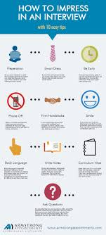 how to nail your next job interview infographic reveals 34 how to impress in an interview 10 easy tips