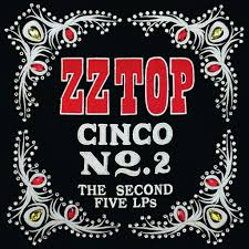 <b>ZZ Top</b> - <b>Cinco</b> No.2 The Second Five LPs (Vinyl) - Just Listen To This