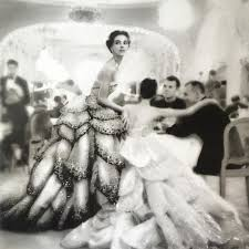 <b>Christian</b> Dior Haute Couture 1949 photographed by Avedon ...
