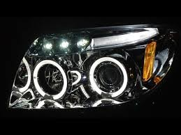 Halo LED Projector Headlights Wiring Installation - Spec-D Tuning ...