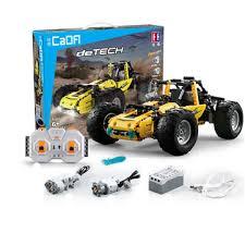 doublee cada remote control blocks toys <b>all terrain vehicle</b> racing ...