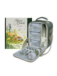 <b>Набор</b> для пикника CW <b>River Lunch</b> в подарочной упаковке на 2 ...