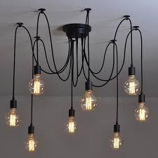 <b>Modern Nordic</b> Art <b>Spider</b> Chandeliers | Lala Lamps Store