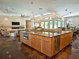 Open Kitchen And Dining Room Designs Floor Plan Kitchen Dining Living Room Open Floor Plan Kitchen