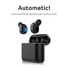Mini HiFi Sport <b>Bluetooth Wireless TWS 5.0</b> Earphones Headset ...