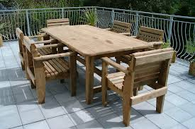 patio table and 6 chairs: garden furniture table and chairs drfgctn
