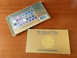 <b>Makeup Revolution</b> Fortune Favours the Brave Ultra <b>30 Eyeshadow</b> ...