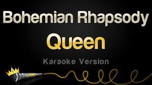 Queen - Bohemian Rhapsody (<b>Karaoke</b> Version) - YouTube