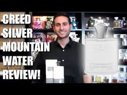 <b>Silver Mountain Water</b> by <b>Creed</b> Fragrance / Cologne Review ...