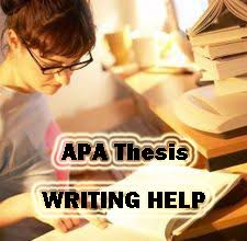 Whether you need to write an APA thesis or a Chicago thesis  you can seek for thesis help from ProfEssays com