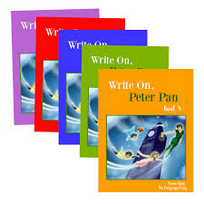 write on peter pan i is at the store character ink check out our other peter pan book write on peter pan iii junior high by clicking on the image below print and able
