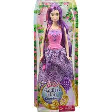 <b>BARBIE</b>® <b>Куклы</b>-<b>принцессы</b> с длинными волосами в ассортименте