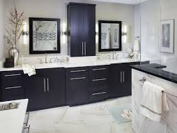 black wall tiles antique  good  bathroom with dark cabinets on bathroom remodel hardware with b