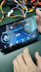 Binize <b>7 Inch Car Stereo</b> , How to setup the Side Button works