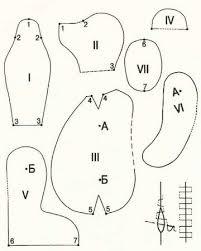 <b>Мишка</b> Тедди (с изображениями) | Шаблон для <b>мишки</b>, Пошив ...