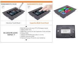 "Online Shop <b>7.0</b>"" <b>Nextion Enhanced</b> HMI Intelligent USART UART ..."