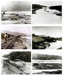 「紀州大水害」の画像検索結果