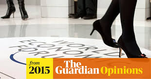 <b>More</b> than <b>talking heads</b>: why Davos matters | Guardian sustainable ...