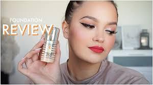 <b>MAC Lightful</b> C Naturally Flawless Foundation Review! - YouTube
