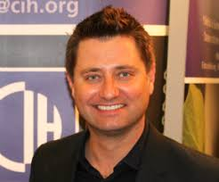 Day two was the biggest day of the conference with a celebrity appearance from TV presenter, George Clarke. The Channel 4 Restoration Man joined us at the ... - George-Clarke-at-TAI