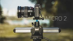 Самый крутой <b>слайдер</b> для видео Micro 2 - YouTube