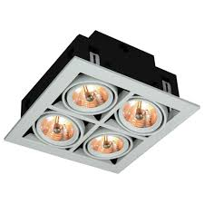 <b>Встраиваемый светильник Arte Lamp</b> Cardani A5930PL-4WH ...