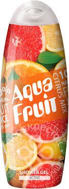 Купить <b>Гель для душа Aquafruit</b> Active 420мл с доставкой на дом ...