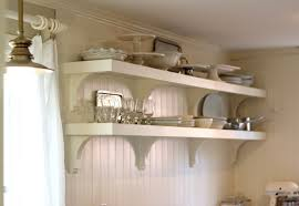 Kitchen Open Shelves Jenny Steffens Hobick The Kitchen Diy Remodel New Open