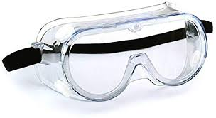 SuperMore Anti-Fog Protective Safety Goggles Clear ... - Amazon.com
