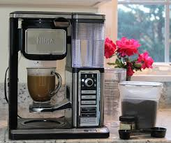 the ninja coffee bar system in my home attractive coffee bar home 4