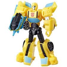 <b>Hasbro Transformers Трансформер Кибервселенная</b> 10 см E1883 ...
