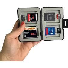 Купить Чехол для карт памяти Bower 12 шт Heavy-Duty <b>Memory</b> ...