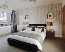 master bedroom feature wall: bedroom wallpaper feature wall  designs enhancedhomes org