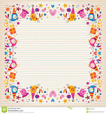 best images of paper border designs happy birthday border happy birthday border paper