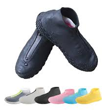 MATOP <b>Silicone Shoe Covers</b> with Zipper,Rain Shoes <b>Boots Covers</b> ...