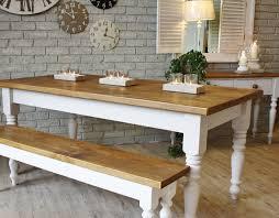 farm dining room table rustic plans