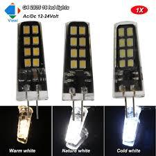 1X bombilla <b>g4</b> 12v <b>led bulb</b> light Ac Dc 12 24 volt super bright ...