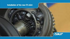 SKF - How to replace an SKF CV-Joint (VKJA 5342) on the <b>Renault</b> ...