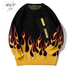 <b>RLJT</b>.<b>JIN</b> Autumn Hip hop fashion patchwork casual cotton men's ...