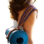 Коврики для йоги своими руками