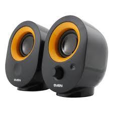 <b>Колонки SVEN 316</b>, черный (SV-0120316BL) — купить в интернет ...
