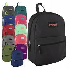 Lot of 24 <b>Wholesale</b> Trailmaker Classic 17 Inch Backpacks <b>in 12</b> ...