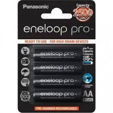 <b>Аккумуляторы</b> АА <b>Panasonic</b> Eneloop PRO купить <b>аккумуляторы</b> ...