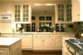 kitchen cabinets glass doors design style: image of kitchen cabinets with glass doors