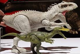 Toy Fair 2019: <b>Mattel's</b> Reveals <b>Jurassic World</b> Dino Rivals Line with ...