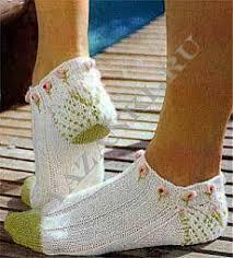 Вязание | Вязаные <b>носки</b>, Связанные крючком <b>носки</b> и Вязание