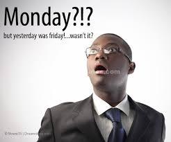 Meme Quotes » Monday via Relatably.com