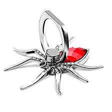 Pankreeti Luxury <b>Spider Metal Bling</b> 360 Degree Rotate: Amazon.in ...