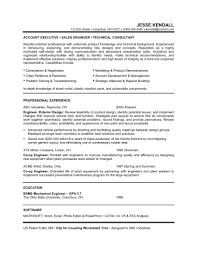 Resume Sample For Sales Engineer Sales engineer  Presales engineer will be the sales account manager