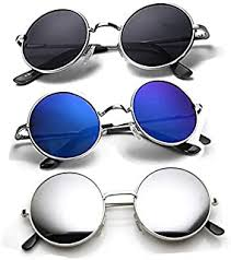 Round - Sunglasses: Clothing & Accessories - Amazon.in